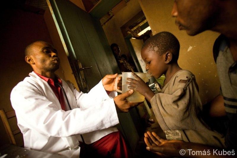 EPIDEMI MALARIA IN MAPIMO DRC